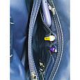 Кожаная мужская сумка через плечо Vatto, фото 9