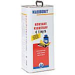 Контактный клей Клейберит 114/5 (канистра 4,5 кг)