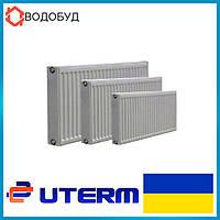 Радиатор отопления стальной панельный UTERM Standart 11х500х1400