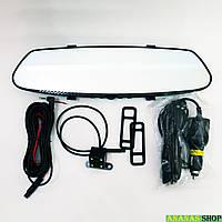 Зеркало-видеорегистратор DVR T100 Full HD С камерой заднего вида.