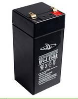 Аккумулятор4V 4Ah Распродажа