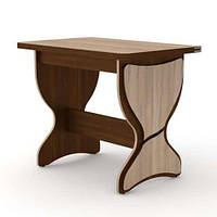 """Раскладной кухонный стол """"КС-4"""" раскладной, со ставками, в небольшую кухню"""