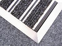 Грязезащитные решетки «Нова» наполнение (текстиль)