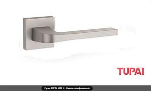 Дверная ручка  Tupai SUPRA 3097 Q никель матовый