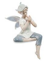 "Фарфоровая статуэтка на полку ""Фея"" (Pavone) JP-49/ 8"