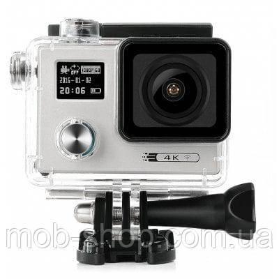 Єкшн-камера Action Camera F88 WiFi 4K 2 экрана