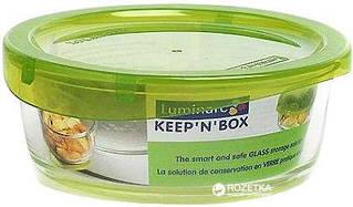 """Luminarc Keep""""n"""" Box Емкость д/пищи кругл.630 мл G4265"""