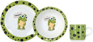 Luminarc Limited Edition Froggy Набор детский 3пр. С149