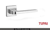Дверная ручка  Tupai SUPRA 3097 Q хром матовый