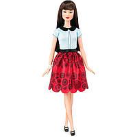 Кукла Барби Модница с темными волосами, Fashionista Barbie Doll