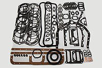 Комплект прокладок с РТИ двигателя ЯМЗ-236