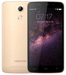 "Смартфон Doogee Homtom HT17 MTK6737 5,5"" 1/8Gb 13Mp"