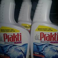 Средство для удаления известкового налета и водного камня Dr. Prakti, 550 мл