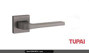 Дверная ручка  Tupai SUPRA 3097 Q  титан
