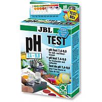 Тест для аквариума (кислотность) JBL Test PH 7.4-9.0