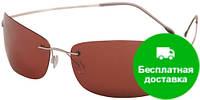 Очки для водителей мужские в облегченной оправе с поляризационными линзами AUTOENJOY (АВТОЭНДЖОЙ) AEJL01