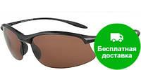 Очки для водителей мужские в гибкой оправе с поляризационными линзами AUTOENJOY (АВТОЭНДЖОЙ) AEJS01BG