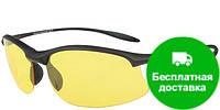 Очки для водителей мужские в гибкой оправе с поляризационными линзами AUTOENJOY (АВТОЭНДЖОЙ) AEJS01BMY