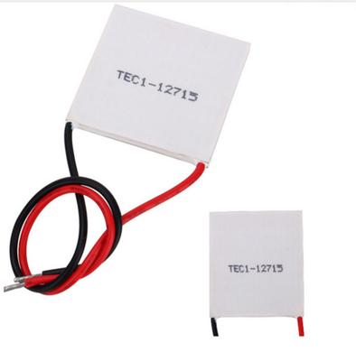 Модуль Пельтье TEC1-12715 136.8 Вт. (термоэлектрический охладитель)