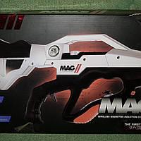 MAG GUN 2. Беспроводной автомат с гироскопом и вибрацией. Для PS, ПК, OCULUS!, фото 1