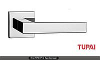 Дверная ручка  Tupai SQUARE 2275Q хром