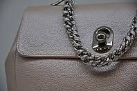 Модная кожаная женская сумка 1803-669