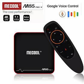 Smart Tv Box Mecool M8S PRO W S905W 2/16Gb + ГОЛОСОВОЙ ПУЛЬТ, НОВИНКА!