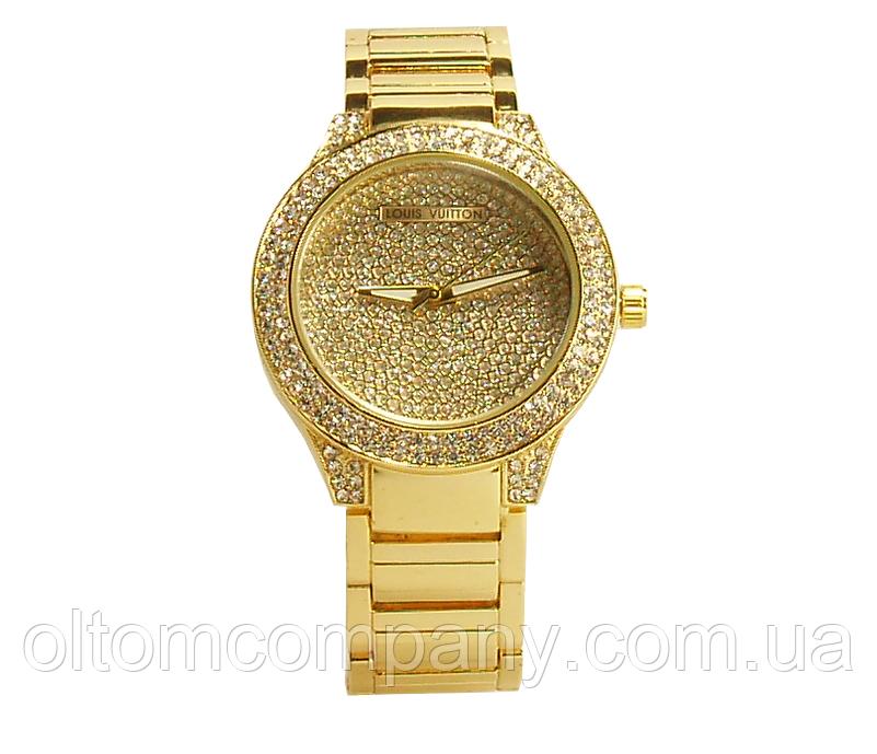 03dc74c4 Часы наручные женские со стразами , копия , цена 322,40 грн., купить ...