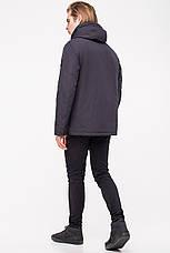 Мужская демисезонная куртка в спортивном стиле MC-18206, фото 2