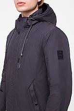 Мужская демисезонная куртка в спортивном стиле MC-18206, фото 3