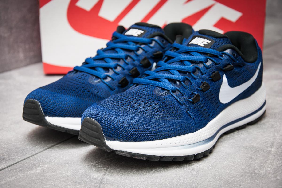 Кроссовки мужские в стиле Nike  Zoom Vomero 12, синий (12182),  [  41