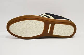 Кроссовки подростковые синие Konors 8055, фото 3