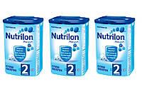 Nutrilon. Cухая детская молочная смесь Nutrilon 2, 3х800 г (1218/3) (3 шт.)