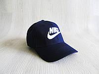 Бейсболка синяя унисекс ультрамодная , фото 1