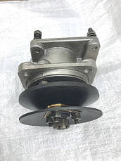 Привод насоса НШ-10 для мини-трактора под шкив  диаметром 130мм., фото 2