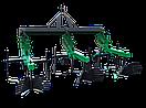 """Культиватор міжрядної обробки КМО ― 2,1 """"Володар"""" (для мінітрактора), фото 4"""