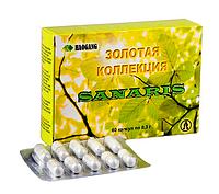Санарис (Sanaris) - это фитокомплексное средство, направленное против простейших, грибков, клещей, гельминтов.