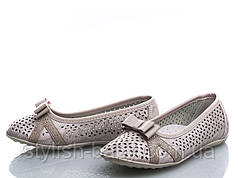 Детская обувь оптом. Детские туфли бренда Clibee для девочек (рр. с 31 по 36)
