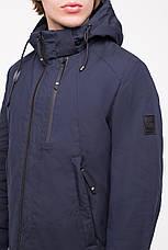 Модная демисезонная мужская куртка MALIDINU MC-18218, фото 3