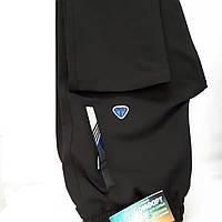 Спортивный костюм Соккер, чёрный, размер 50.