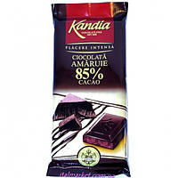 Шоколад чёрный 85% какао Ciocolata Amaruie 80г