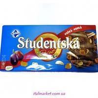 Шоколад Студенческая Studentska pecet Horka 180г