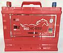 Аккумулятор RED HORSE 6СТ-70 АЗ(0) Professional Asia, фото 2
