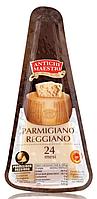 Сыр Пармезан Parmigiano Reggiano Antichi Maestri 24 мес. выдержки 250 г, фото 1