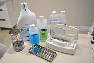 Стерилизаторы и дезинфицирующие средства