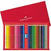 Цветные карандаши Faber-Castell 36цв.( в деревянной коробке )