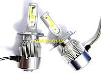 Светодиодные автомобильные лампы H4 36W C6