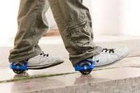 Ролики на пятку на обувь Flashing Roller