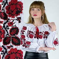 Рубашка вышиванка Шиповник, фото 1