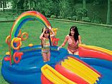 """Детский игровой центр-бассейн Intex 57453 """"Радуга"""", фото 4"""